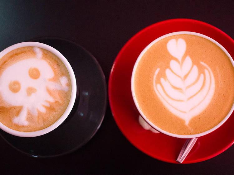 Brujas Dark Galería Café