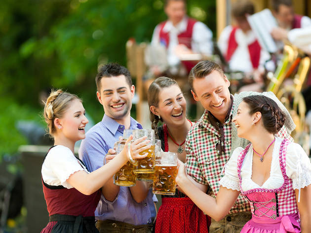 The best Oktoberfest songs of all time