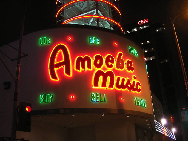 Amoeba Music Hollywood Building Has Been Sold