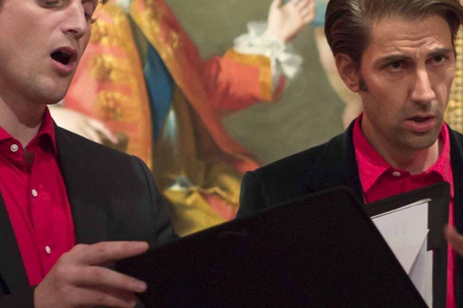 German Choir Of London: Beethoven, Mendelssohn, Haydn