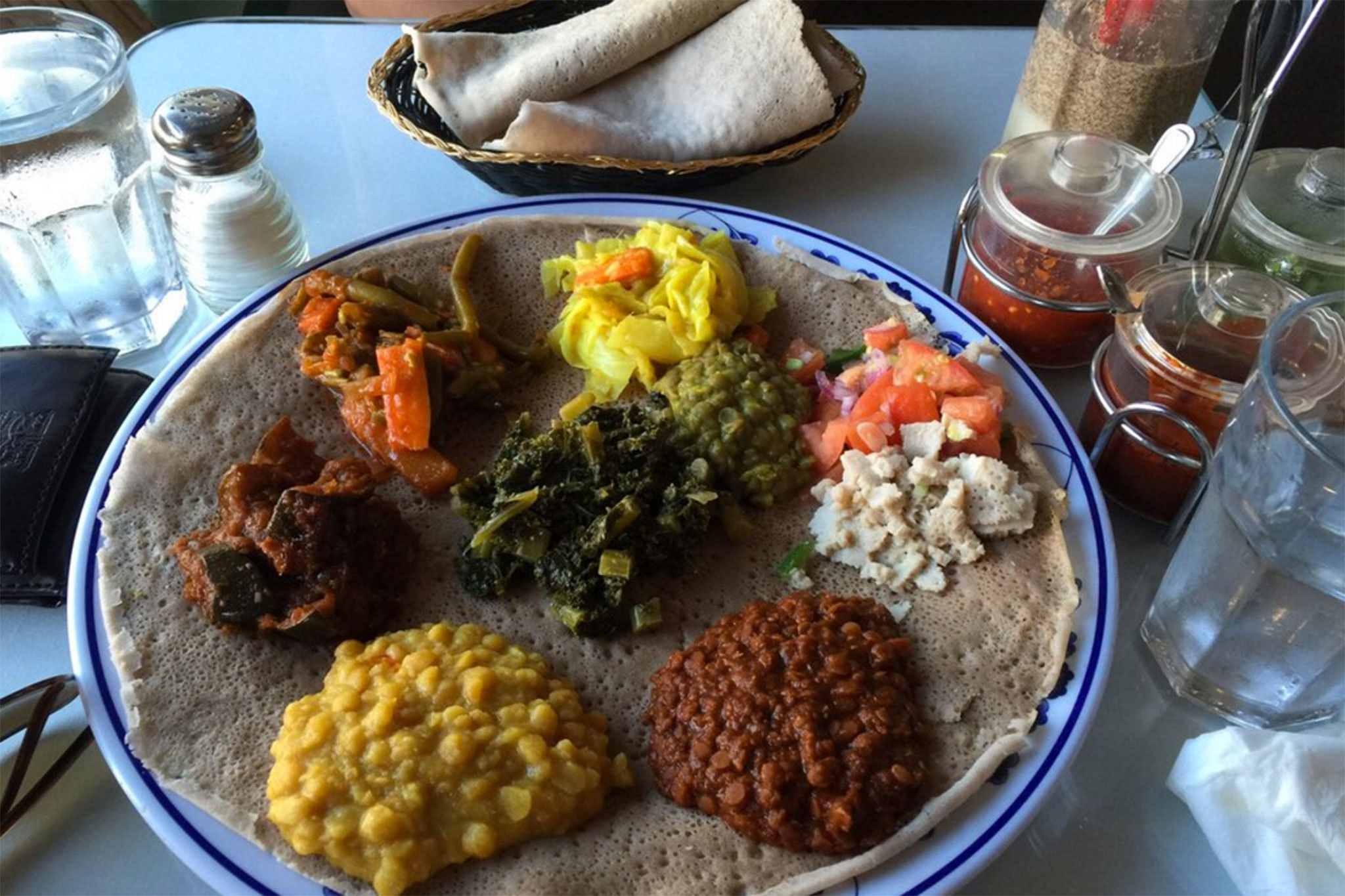 Where To Find The Best Ethiopian Food In Los Angeles