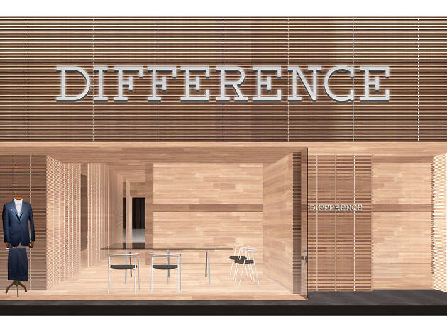 DIFFERENCE 青山店