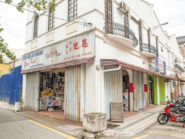 Yan Kee Records Amp Recording Shopping In Petaling Street