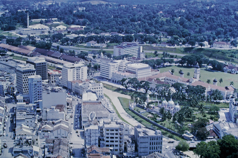 Vintage vantage: Old aerial photos of KL