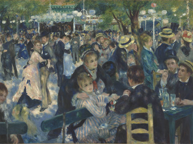 Renoir Among Women. From the Modern to the Classical Ideal