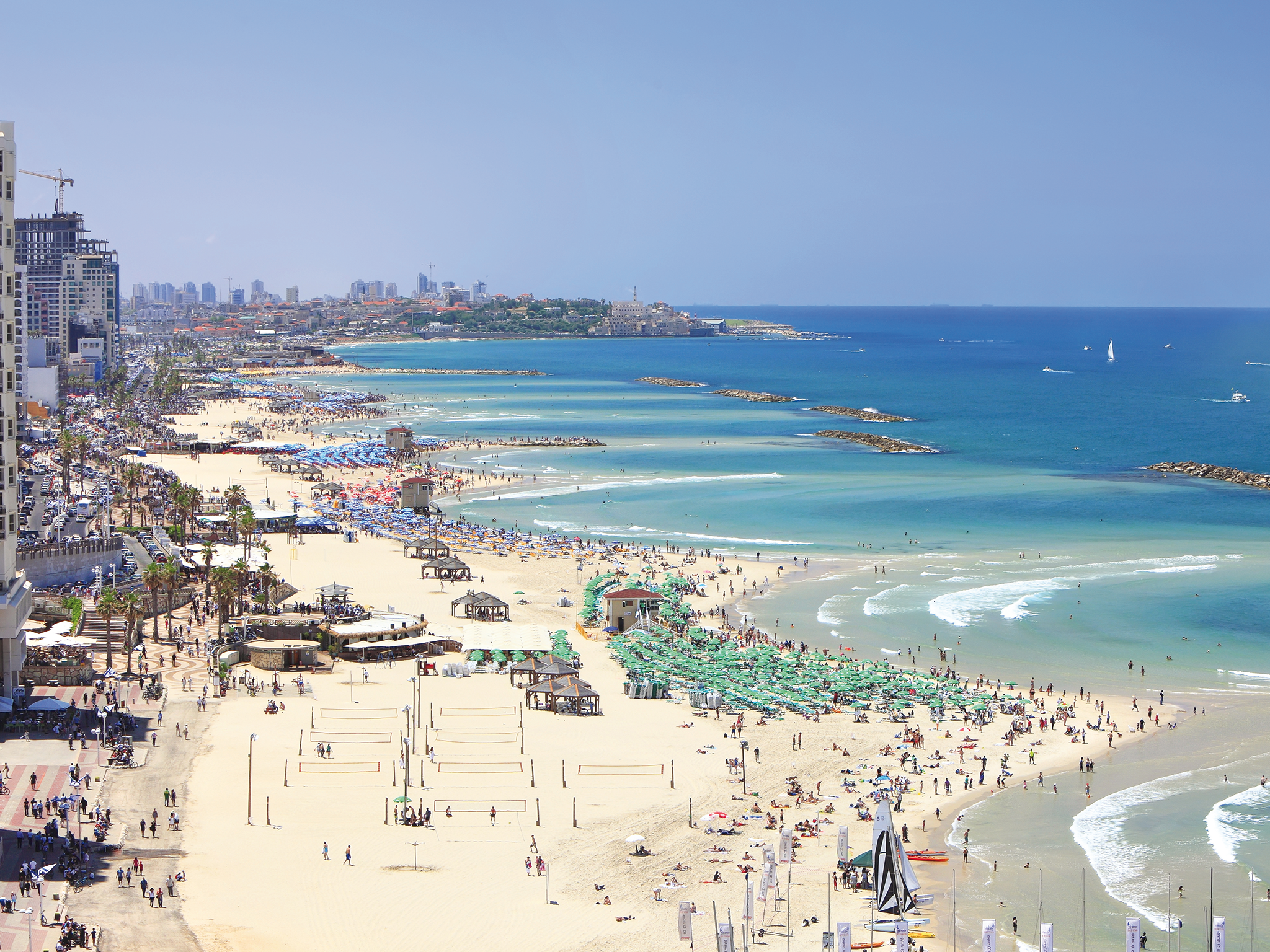 The best beaches in Tel Aviv from Gordon to Jerusalem beach