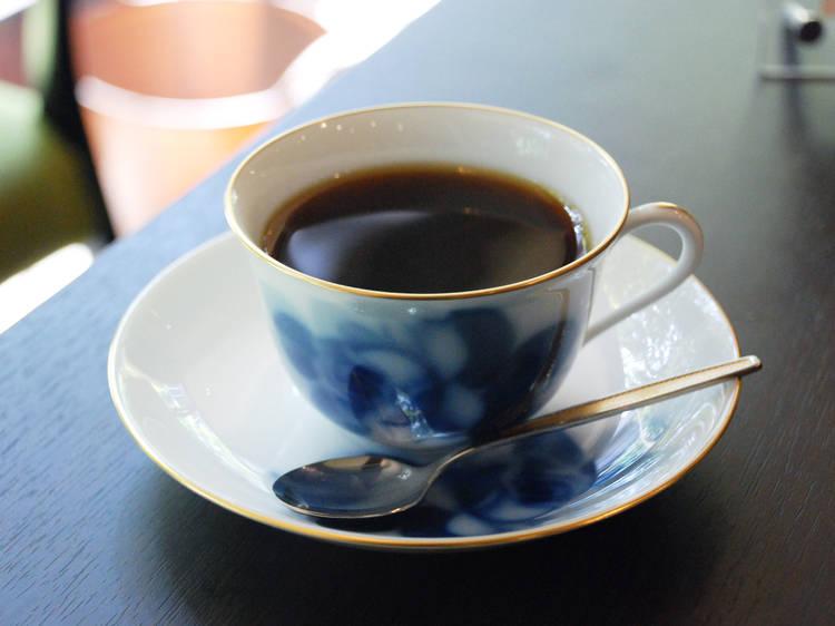 Tsuta Coffee