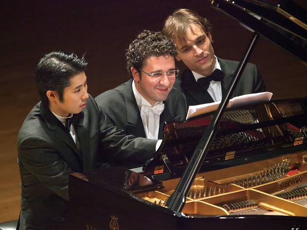 hong kong piano competition