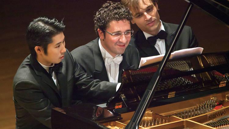 hong kong piano competition
