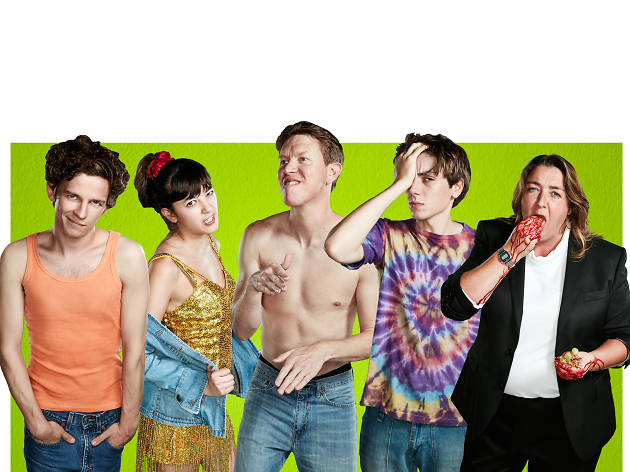 Tickets to 'Shopping and F*cking' at the Lyric Hammersmith