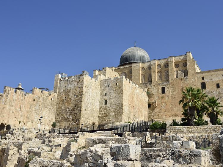 Иерусалимский археологический парк «Центр Дэвидсон»