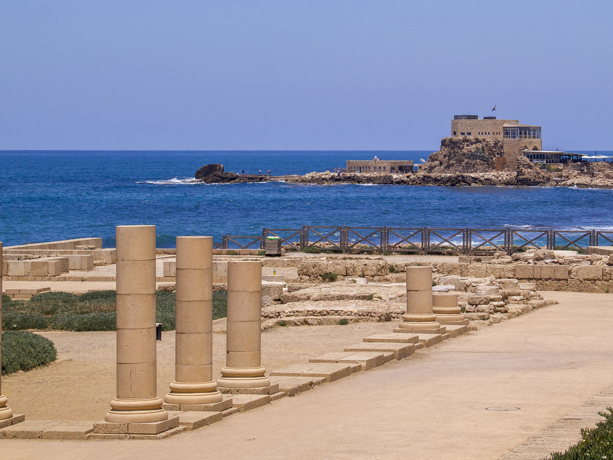 Caesarea's Archaeological Wonders