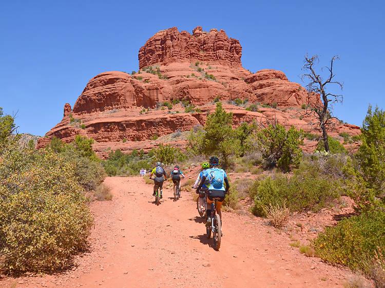 Hiline Trail   Sedona, AZ