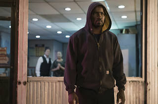 Marvel's Luke Cage, Netflix preview
