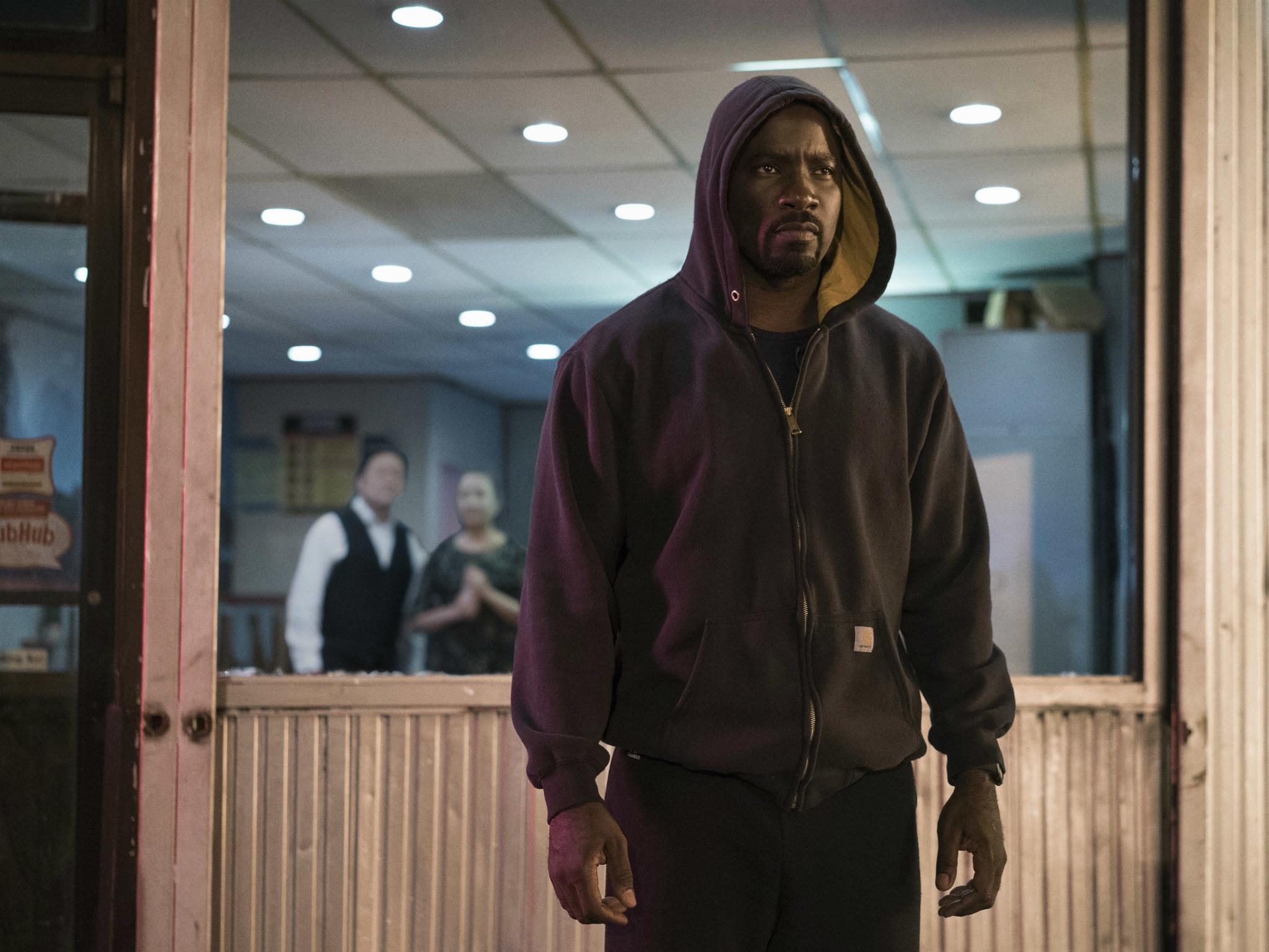 Marvel's Luke Cage, Netflix preview