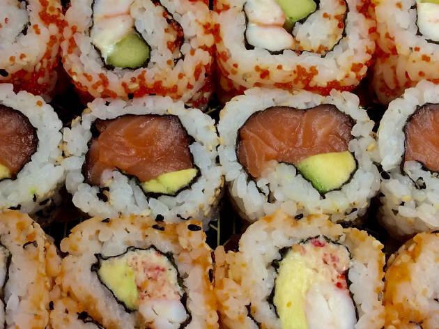 Kimura sushi, press 2016