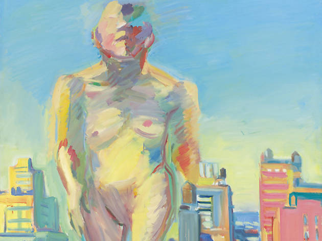 "Maria Lassnig, ""Woman Power: Maria Lassnig in New York 1968-1980"""