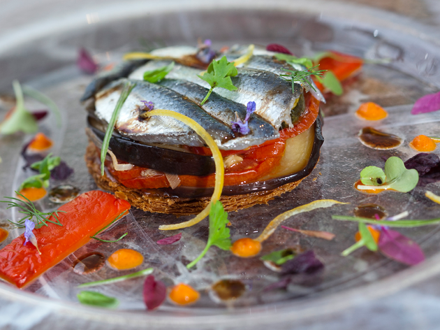 The best restaurants in Israel to take out-of-towners for...