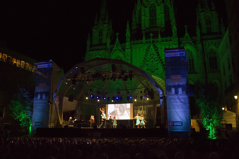 Los mejores conciertos de La Mercè y el BAM