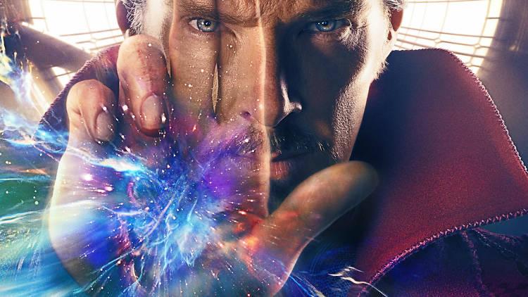 Prepárate para Doctor Strange