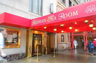 The Russian Tea Room