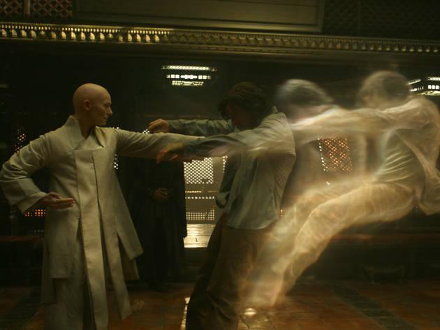 Estreno de Doctor Strange