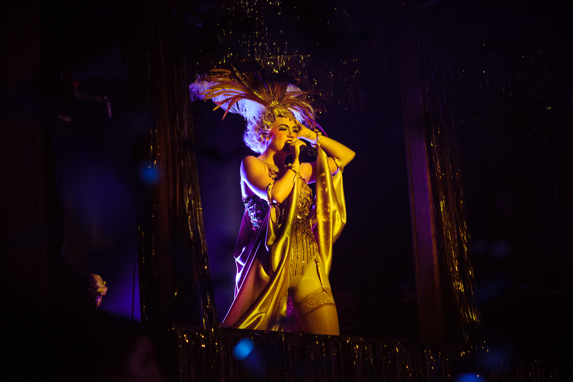 The McKittrick Hotel is throwing an epic Moulin Rouge party for New Year's Eve