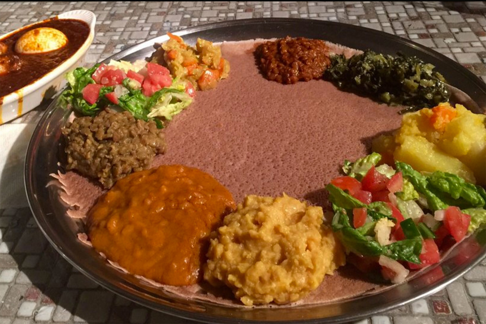 Ethiopian Food Gluten Free Los Angeles