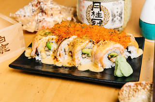 Koh Grill and Sushi Bar