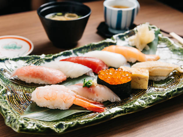 Best affordable sushi bars in Singapore