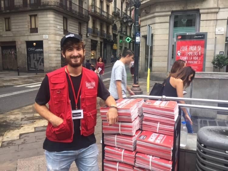 Cada mes en las calles de Madrid