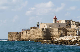 The Akko Fortress