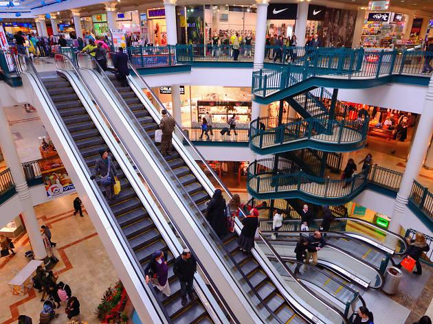 Иерусалимский торговый центр «Азриэли» или «Малха»