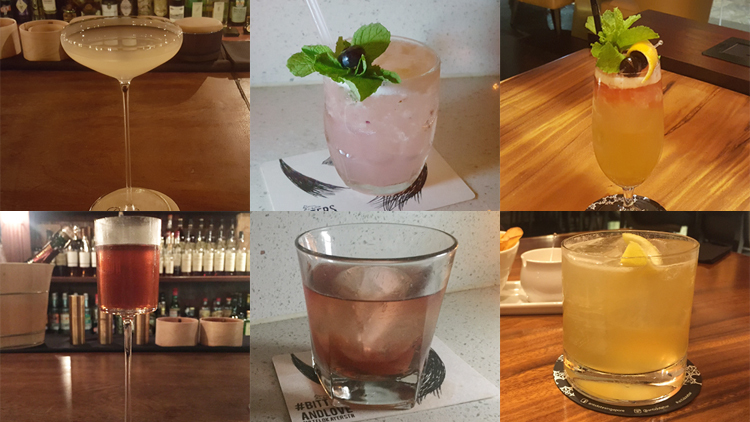 Bespoke cocktails
