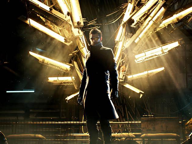 Jogo PS4 - Deus Ex - Mankind Divided