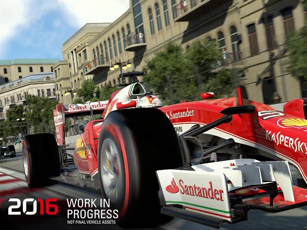 Jogo PS4 - F1 2016