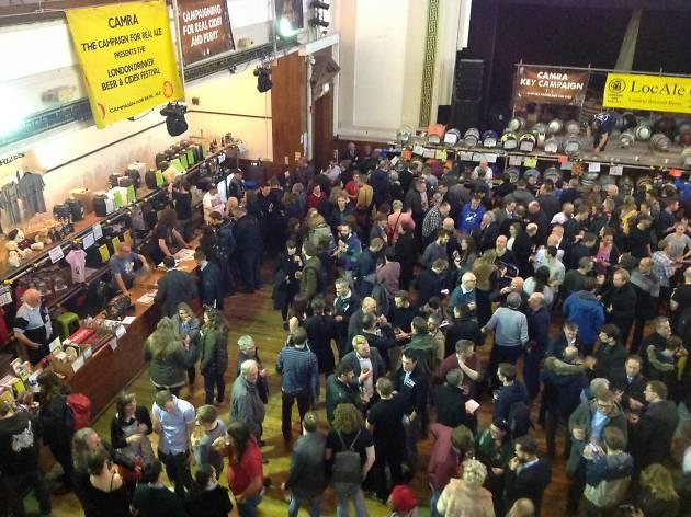 London Drinker Beer and Cider Festival