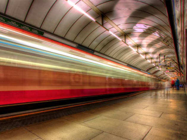 Air conditioning on the tube could actually make trains hotter
