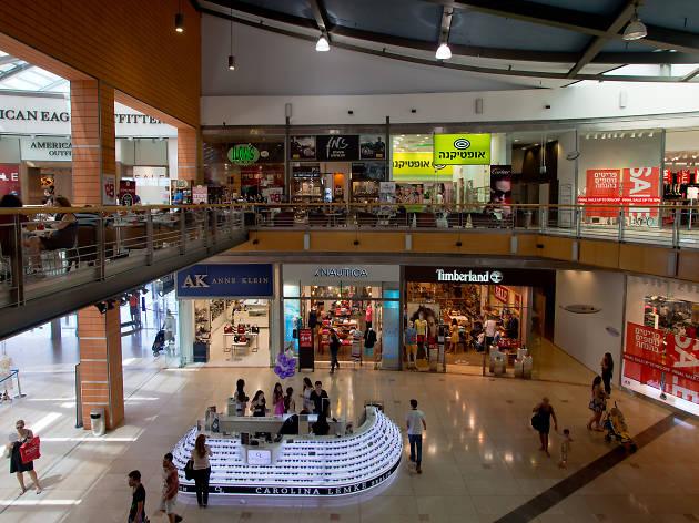 Tel-aviv Azrieli Mall