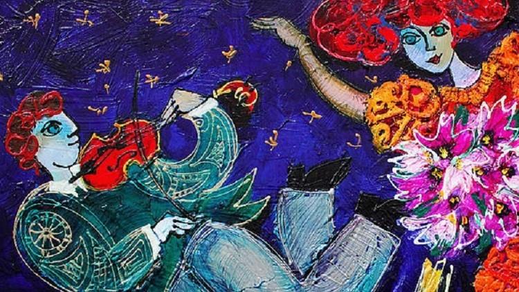 Immigrants Art Exhibition