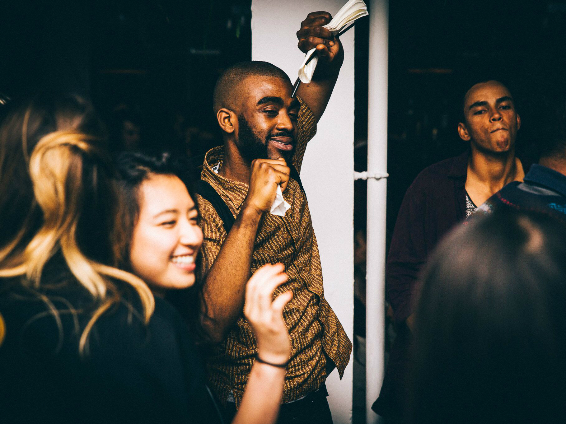 Don't panic - new venues are opening in London