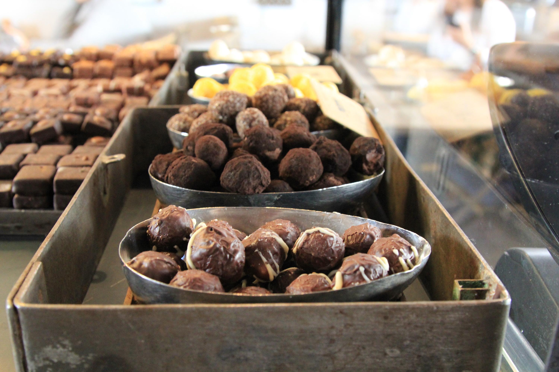 SAID best chocolate shops