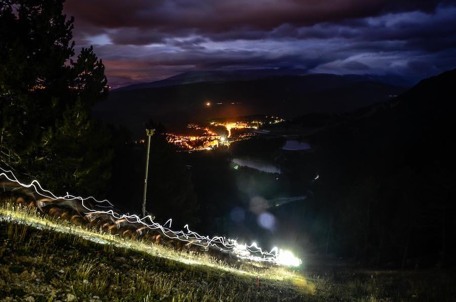 Nit al Pirineu