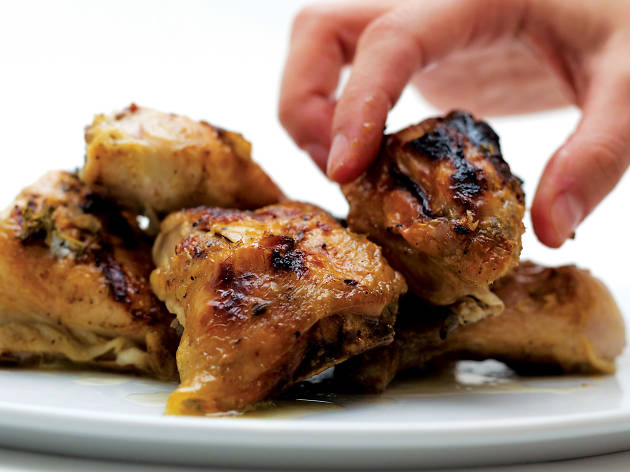O melhor frango assado em Lisboa