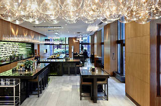 Andaz Wall Street Bar
