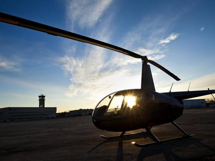 Vertiport Chicago: Private Helicopter Tour