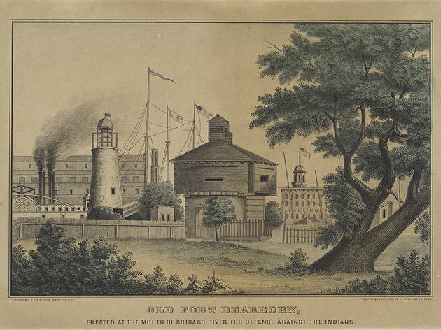 Old Fort Dearborn