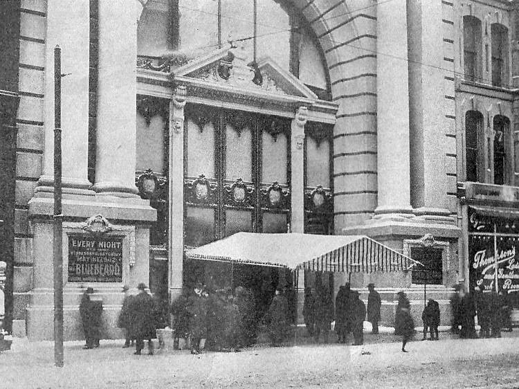 Iroquois Theatre