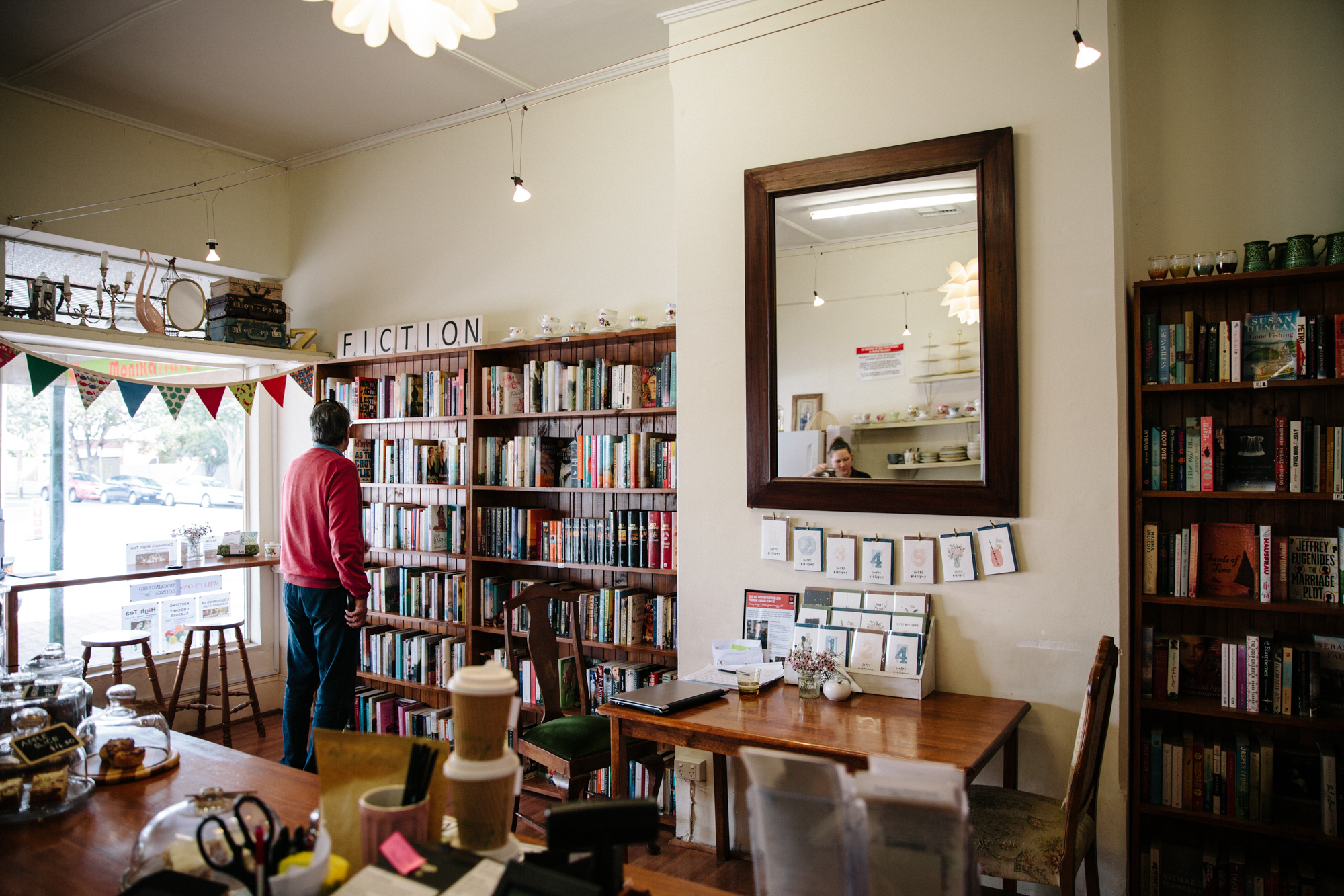 Adelaide's favourite local bookshops and newsagencies