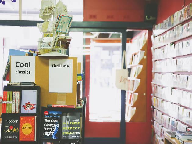 PER - Oxford street bookshop - Mastercard